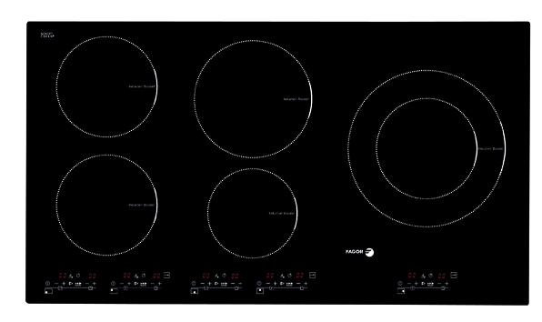 Fagor inductie kookplaat IF-900BS