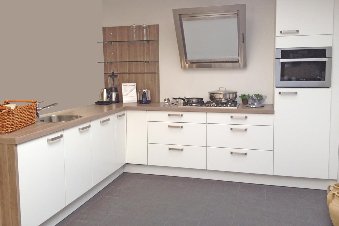 Keuken opstelling Nolte Keukens